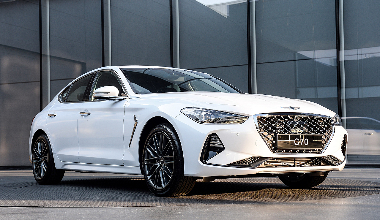 Genesis G70: All-New 2019 Luxury Compact Sedan